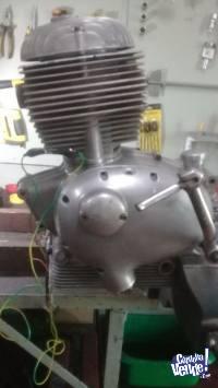 motor gilera macho 200