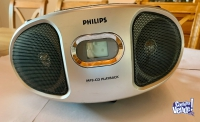 Radio reproductor mp 3 / cd Philips