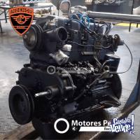 Motor Peugeot Indenor XD2 rectificado listo para colocar