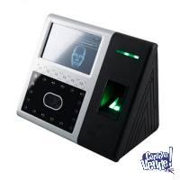 Control De Acceso Y Horario Facial y Huella Iface302 - wifi