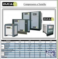 Compresores A Tornillo Duca 15 Hp 380 V