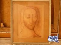 CRISTO dibujo original de Y0SEFINA CANGIANO