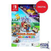 PAPER MARIO THE ORIGAMI KING DIGITAL NINTENDO SWITCH