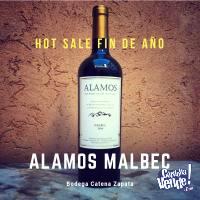 Vino Alamos Malbec 2017 de Catena Zapata