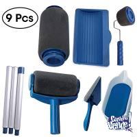 Rodillo Paint Roller Pro Tv 9 PCS Profesional Envio Gratia