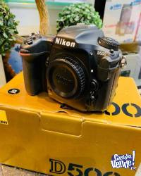 Nikon D500 DX-Format Digital SLR, 20.9 MP Body Camera