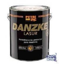 Impregnante Danzke Lasur Satinado Natural 4Lts- Colormix