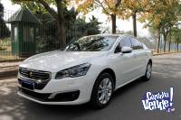 PEUGEOT 508 FELINE 2.0 HDI 2017 IMPECABLE