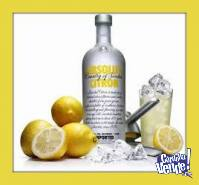 ABSOLUT CITRON - VODKA - (750 ML)
