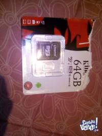 Adaptador para tarjeta de memoria Kingston/SanDisk