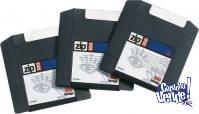 Discos Zip - 100 Mb - Iomega -