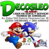 Decosleo Servicio Tecnico Xbox 360 Slim Stingray Fat Cordoba
