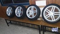 Llantas stromboli y cubiertas Peugeot 308