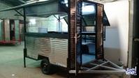 CARROS DE CAFE, FOOD TRUCK, TRAILER GASTRONOMICO
