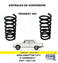 ESPIRAL PEUGEOT 403
