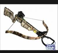 Ballesta Jandao Chace Wind 150 Lbs. Camo Con Mira Red Dot