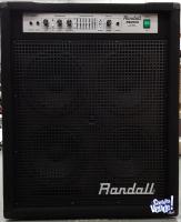 AMPLIFICADOR DE BAJO RANDALL RB200X 'REGALADO'