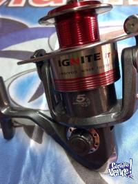 Reel Okuma Frontal Ignite 40a Nuevo 5 Rulemanes