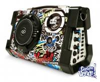 Parlante Portatil Stromberg Kazz Ds-08 20w Bluetooth Usb !