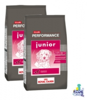 Performance junior x 15 kgrs