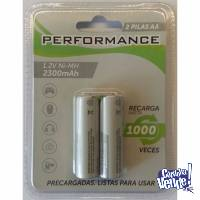 Pilas AA Performance 2300