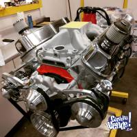 Chevrolet 454 HO 438 HP Big Block Crate Engine