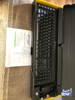Teclado y mouse gamer para pc , CORSAIR k55 original
