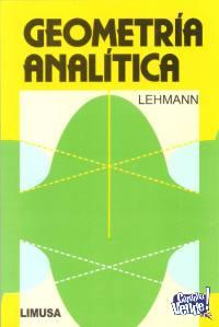 Geometria Analitica - Lehmann