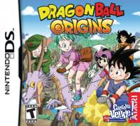 CARTUCHO NINTENDO DS DRAGON BALL ORIGINS SIN CAJA