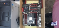 Mother ASUS CROSSHAIR V FORMULA FX 990