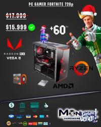 PC GAMER FORTNITE - 720p - PROMO NAVIDAD !