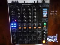 Pioneer Djm 800 Mixer $16.500 Mejor Precio