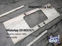 REPARAMOS MESADAS DE MARMOL Y GRANITO NATURAL - $8000 !!!