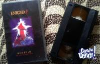 """ENIGMA MCMXC ad"" ENIGMA - VIDEO MUSICAL - VHS"
