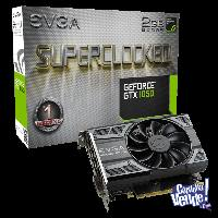 Placa de video GTX 1050 EVGA SC2 - 2GB DDR5