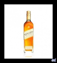 JOHNNIE WALKER - GOLD LABEL (CON CAJA) - WHISKY - (750 ML)