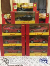 COLECCION FERRARI - SHELL VROOM-HOTWHEEL