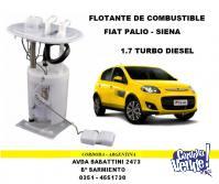 FLOTANTE TANQUE DE NAFTA FIAT PALIO - SIENA