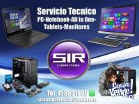 Reparacion de PC Notebooks y Tablets