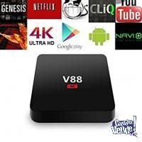 MINI PC ANDROID TV , CONVERTI EL TELE EN SMART