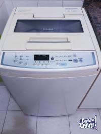 VENDO Lavarropa SAMSUNG 7kg. Automatico y digital.