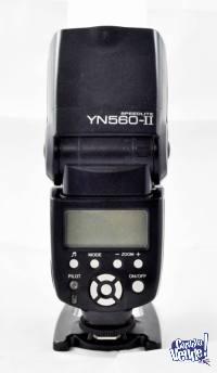 FLASH YONGNUO YN560 II PARA NIKON