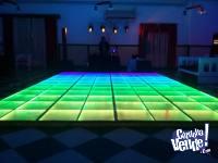 Pista LED - Piso LED - Alquiler para Eventos