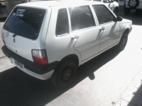 UNICA MANO FIAT MOD 2008 BASE 5P C/ALARMA $120000KM