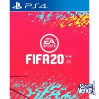 FIFA 20 | Digital Primario PS4 | 100% SEGURO