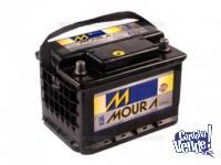 Bateria Moura 65 Reforzada - Modelo M22GD - 18 Meses de Gtia