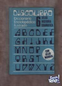 DICCIONARIO ENCICLOPEDICO ILUSTRADO 6 tomos $800