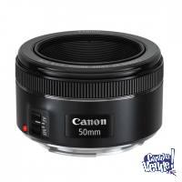 Lente Canon Ef 50mm F/ 1.8 Stm Garantia Envios