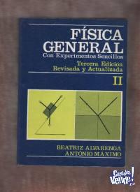 FISICA GENERAL CON EXPERIMENTOS Parte II B.Alvarenga  $ 1200