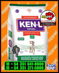 KEN-L RATION - PERROS ADULTOS LIGHT